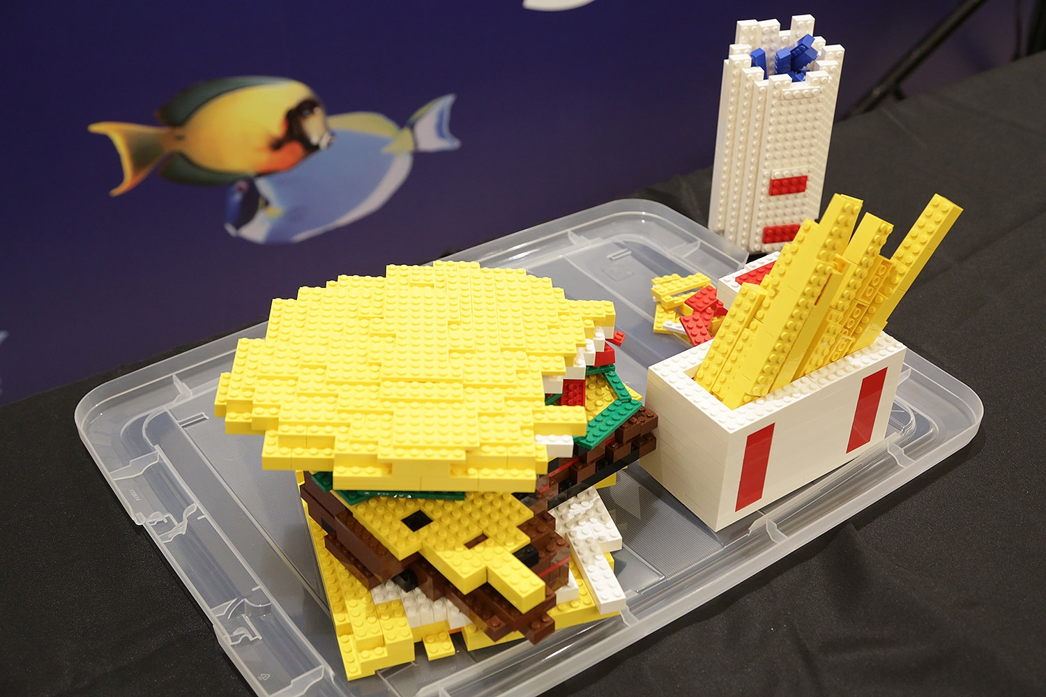 Lego Competition Offers Job Of Master Model Builder At