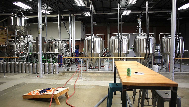 Roadmap Brewing Co. <em><b>Photo by Ben Olivo | Heron</b></em>