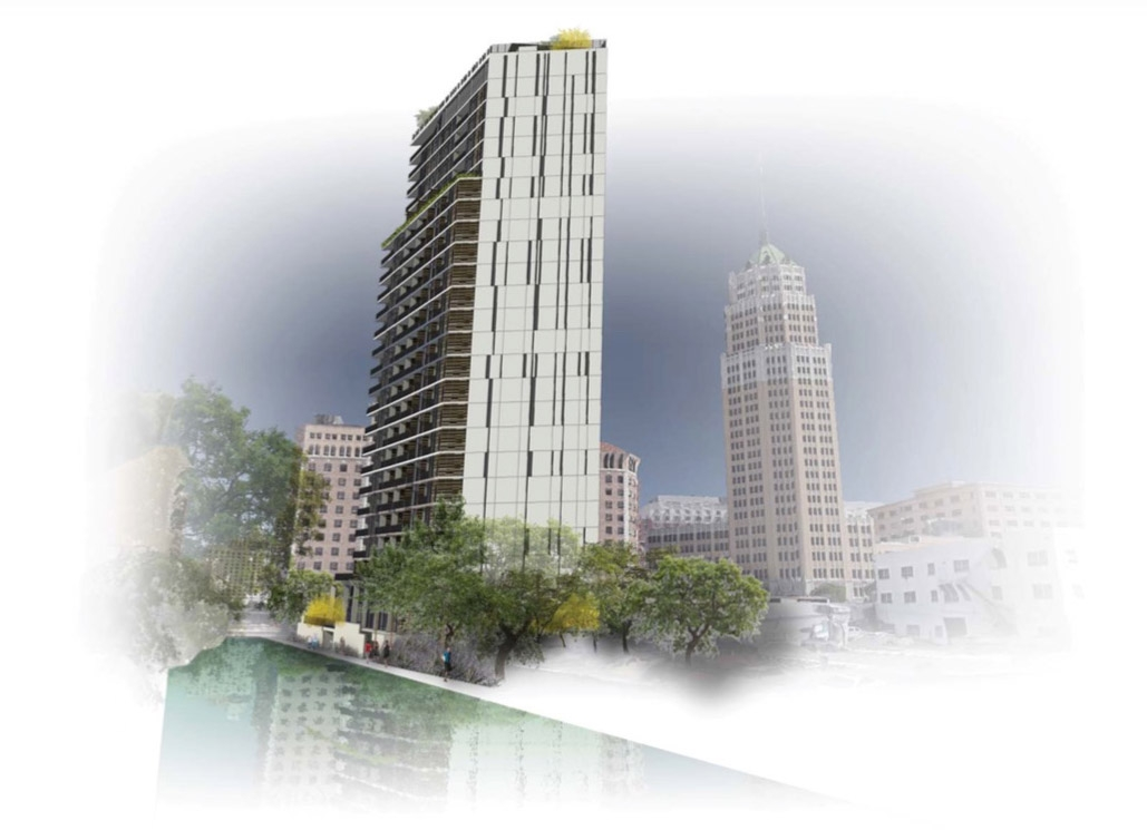 24 Story Villita Tower Receives Approval On Design Concept