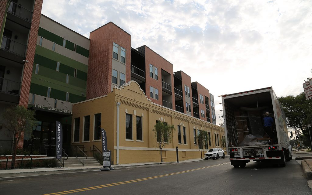 The Baldwin Adds 271 Apartments To East Downtown San
