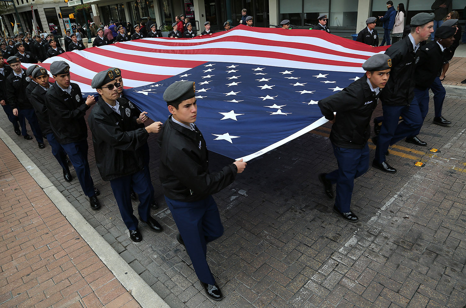 Veterans Day events - San Antonio Express-News