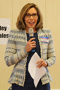 District 5 Councilwoman Shirley Gonzales