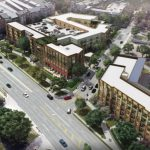 The San Antonio Housing Authority is planning to build this 220-unit mixed-income development in the Lavaca neighborhood.