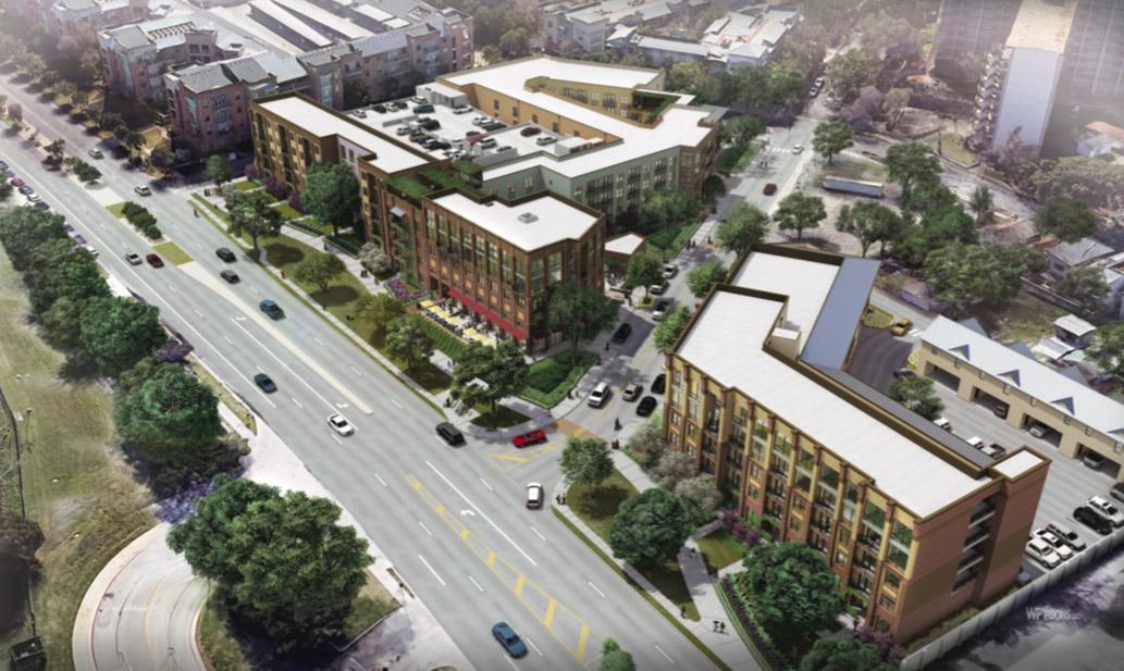 Saha S Labor Street Apartments Get Final Design Approval