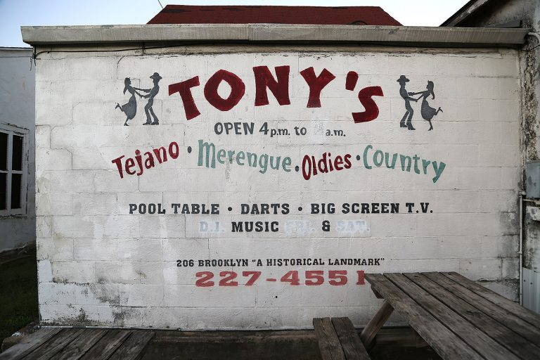 Tony's Bar, 602 Brooklyn Ave., will be closing for good on Friday, Oct. 25. Photo by Ben Olivo | Heron