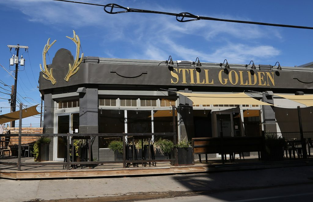 Still Golden Social Club, 1900 Broadway