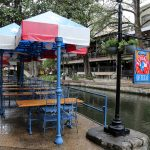 Republic of Texas Restaurant on the River Walk on Friday, March 20, 2020. Photo by Ben Olivo   Heron