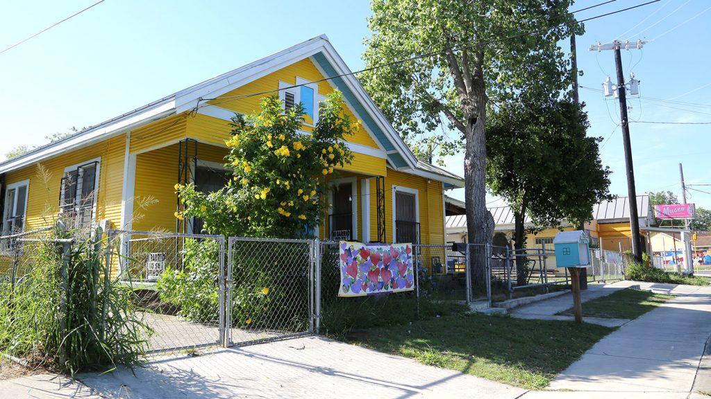 Rinconcito de Esperanza community center on the West Side.