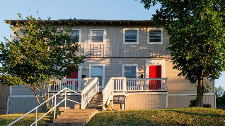 Housing file art San Antonio Texas.