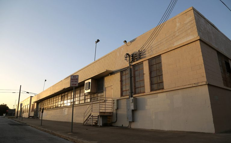 Pabst Brewing Co. is planning to build an arts complex inside this warehouse at Avenue B and Sixth Street.