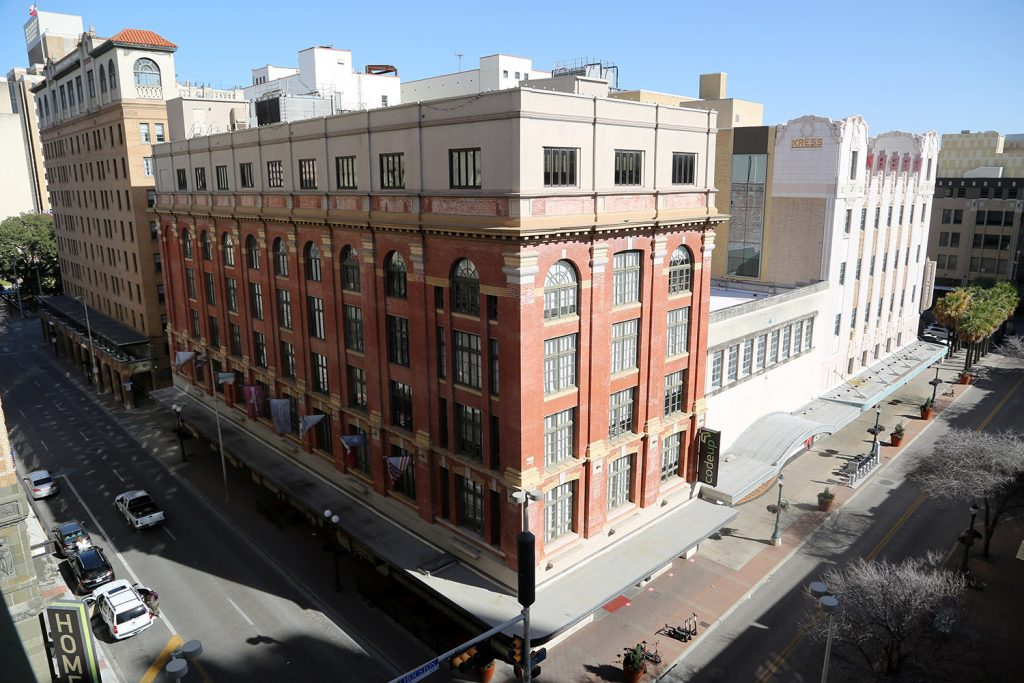 GreyStreet Partners recently sold the Vogue and Kress buildings on the 300 block of East Houston Street.