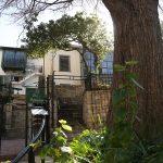 The former Fig Tree restaurant at La Villita from the River Walk.