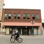 The Leeds building at 345 W. Commerce St. has been purchased by former Los Angeles developer Cory Stehr.