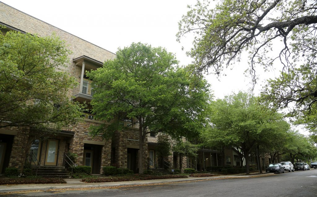 The Victoria Commons master planned community by the San Antonio Housing Authority.