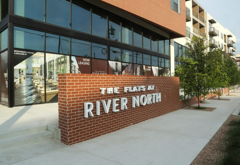 The Flats at River North, 1011 Broadway, began receiving its first residents in May.