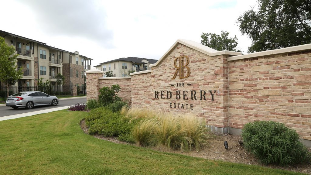The Red Berry Estate is located at 856 Gembler Road on the far East Side.