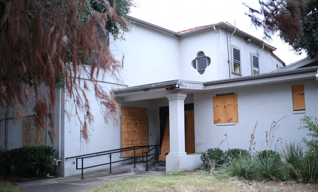 The Dashiell House, 503 Urban Loop, could be designated a local landmark.