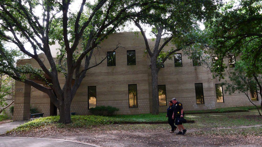 Building 277 at Hemisfair will become the new San Antonio Bike Police headquarters.