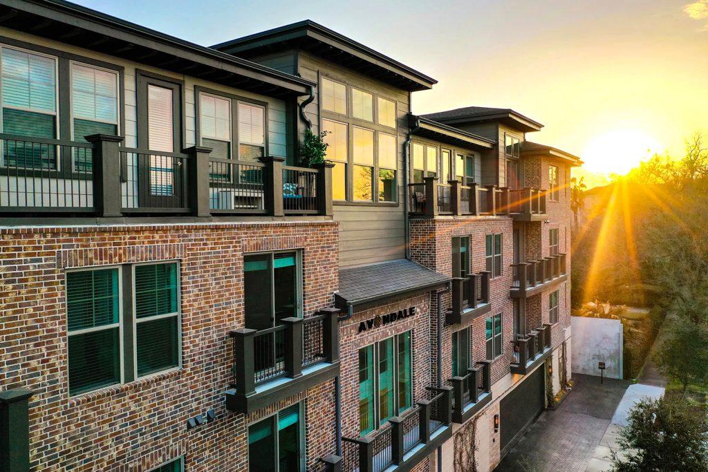 The Avondale in Houston is part of the Highline model by developer Urban Genesis.